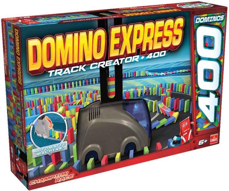 Goliath® Spiel, »Domino Express Track Creator + 400«