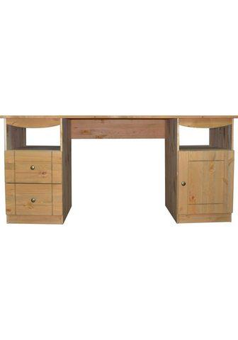 Places of Style Rašomasis stalas »Telde« iš Kiefer mas...