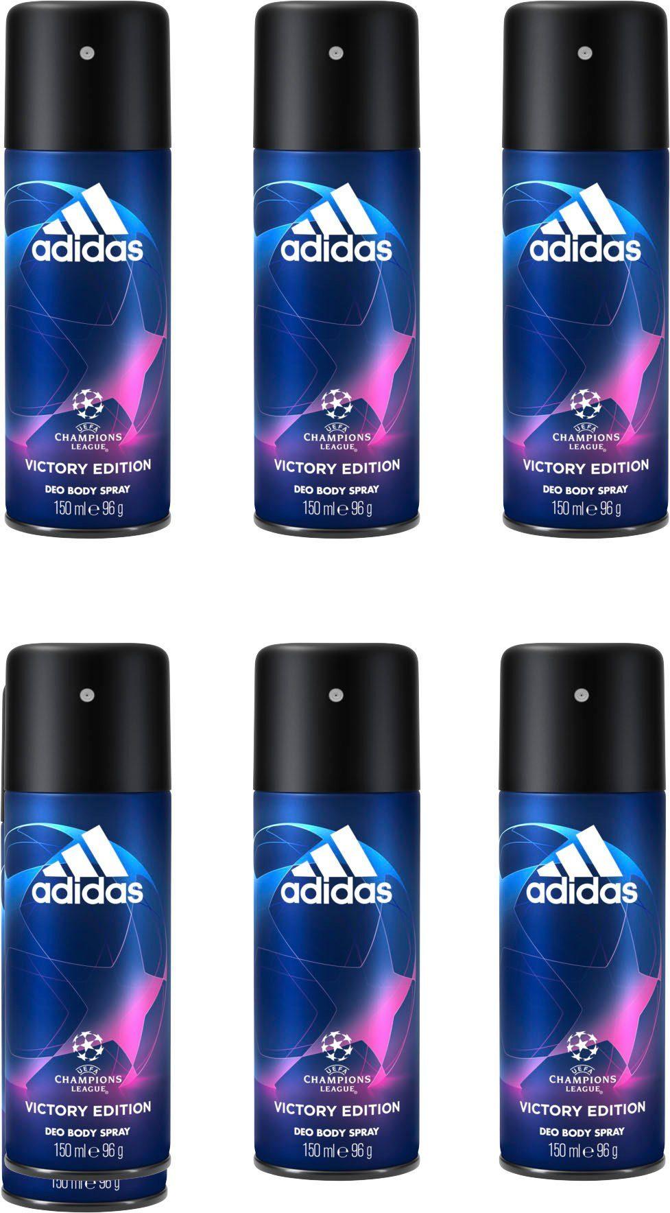 adidas deo spray herren