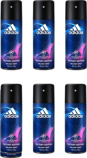 adidas Performance Deo-Spray »UEFA 5 Victory Edition«, für Männer
