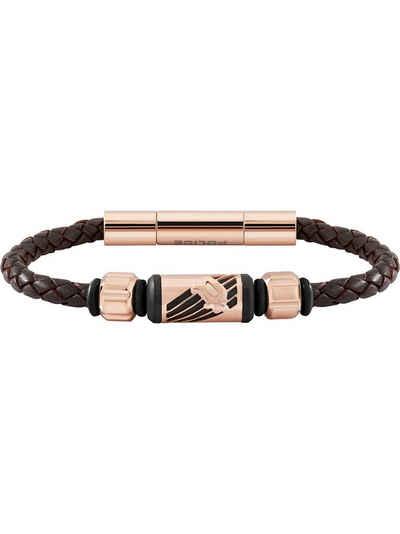 Police Armband »Police Herren-Armband Leder« (Armband)