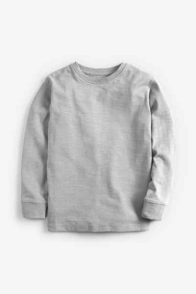 Next Langarmshirt »Bequemes Langarm-T-Shirt« (1-tlg)