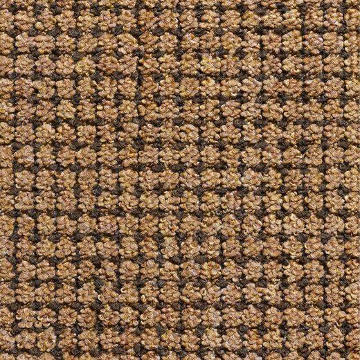 Teppichboden »Carl«, Andiamo, rechteckig, Höhe 6 mm, Meterware, Breite 400 cm, uni, schallschluckend