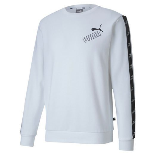 PUMA Sweater »Amplified Herren Sweatshirt«
