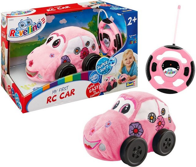 Image of Revell - My First RC Car - Flower Car Pink