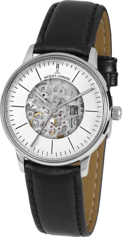 Jacques Lemans Mechanische Uhr »Retro Classic, N-207ZA«