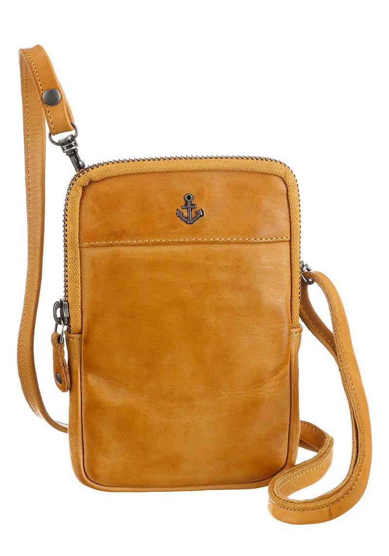 HARBOUR 2nd Mini Bag »Benita«, aus griffigem Leder mit typischen Marken-Anker-Label
