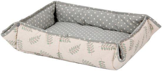 HEIM Hundebett und Katzenbett »Lavendel«, Pastell-Beige, BxL: 52x62 cm