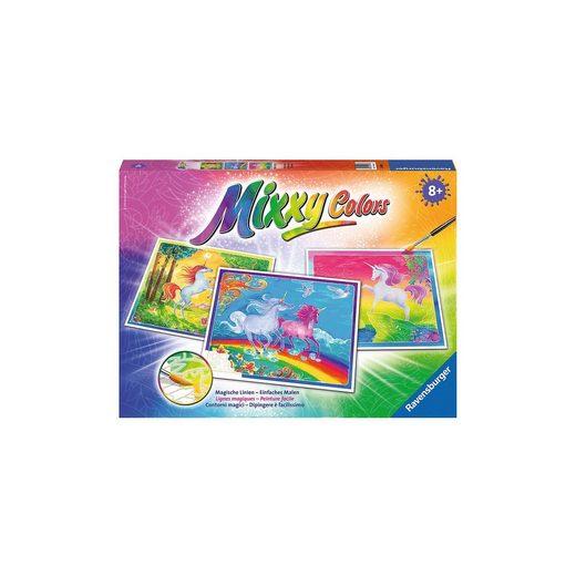 Ravensburger Mixxy Colors Maxi Welt der Einhörner