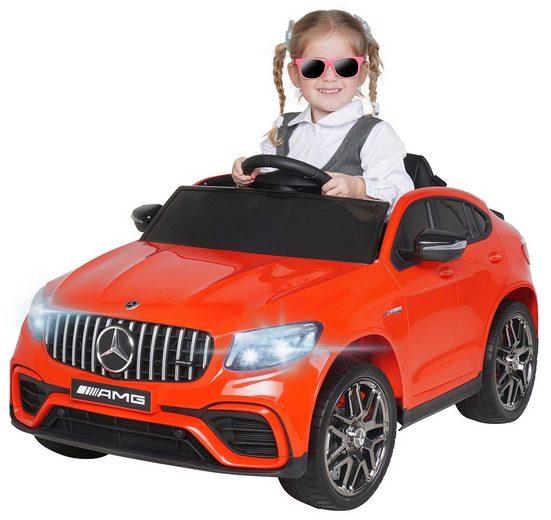 Actionbikes Motors Elektro-Kinderauto »Kinder Elektroauto Mercedes Benz GLC AMG«, Belastbarkeit 35 kg, inkl. Fernbedienung