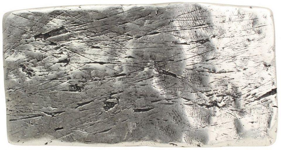 Buckle Wechselschlie/ße G/ürtelschlie/ße 40mm Massiv F/ür Wechselg/ürtel bis zu 4cm Breite Brazil Lederwaren G/ürtelschnalle HO ho HO 4,0 cm