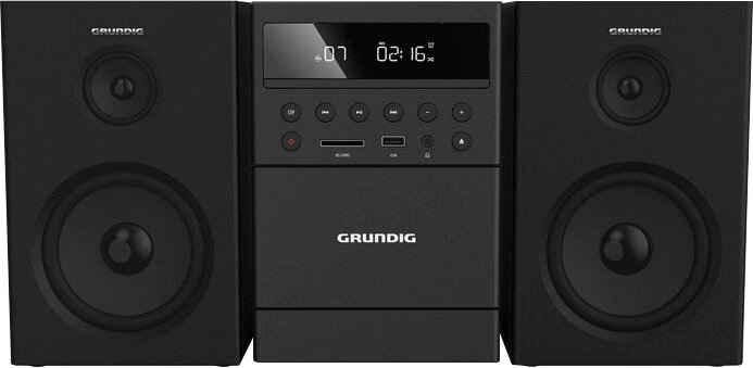 Grundig »MS 300« Microanlage (FM-Tuner, 40 W)
