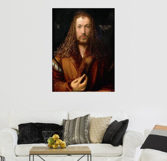 Posterlounge Wandbild, Albrecht Dürer