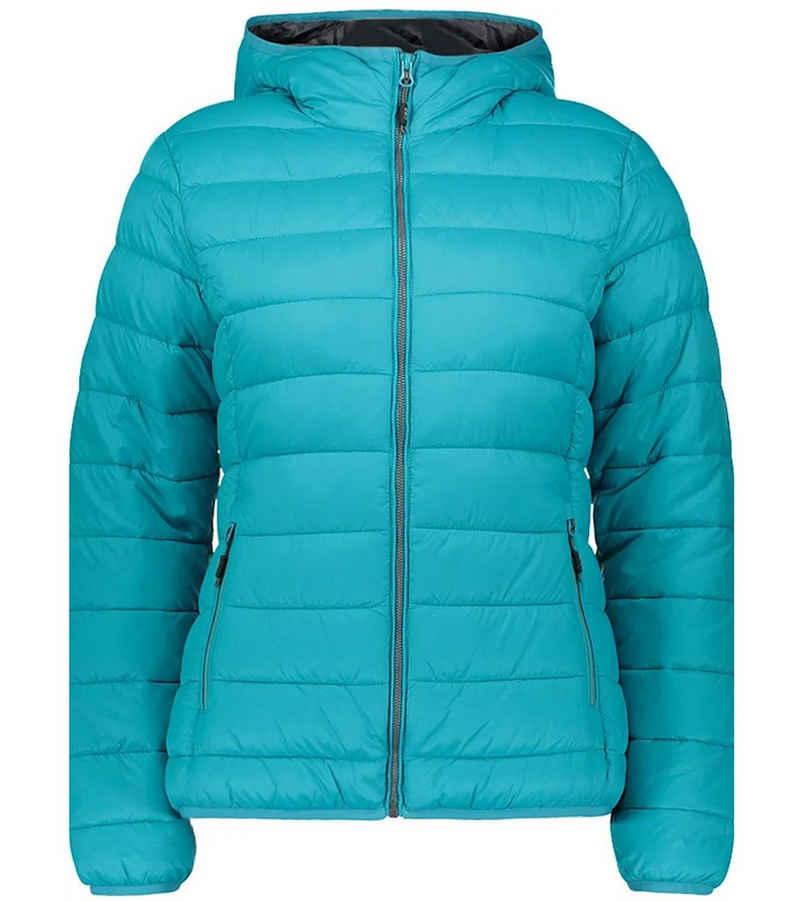 CAMPAGNOLO Outdoorjacke »Campagnolo wärmende Übergangs-Jacke für Damen Freizeit-Jacke Türkis«