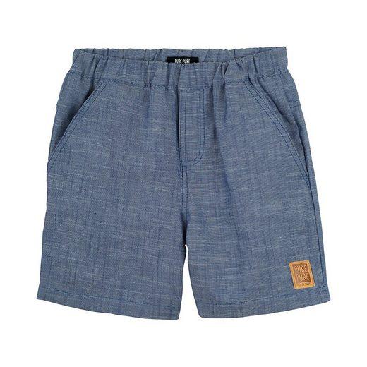 pure pure by BAUER Shorts »Baby Shorts für Jungen, Organic Cotton«