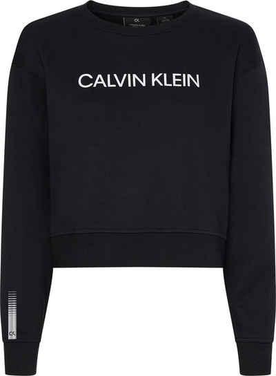 Calvin Klein Performance Sweatshirt »PW - Pullover« mit Calvin Klein Logo-Schriftzug