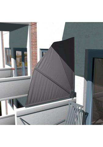 KONIFERA Sichtschutzfächer »Balkonfächer/ Marki...