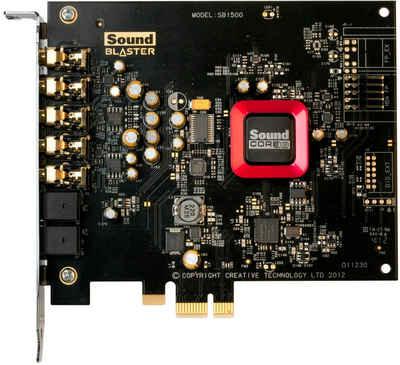 Creative Sound Blaster Z SE Soundkarte 5.1 Kanäle