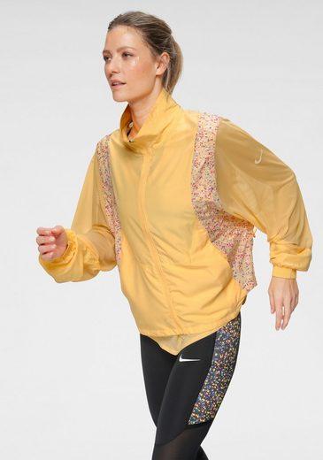 Nike Laufjacke »Nike Icon Clash Women's Running Jacket« Kontrastfarbene Einsätze