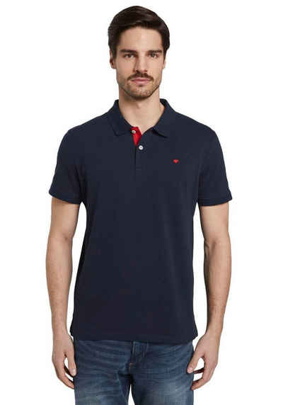 TOM TAILOR Poloshirt in klassischer Form