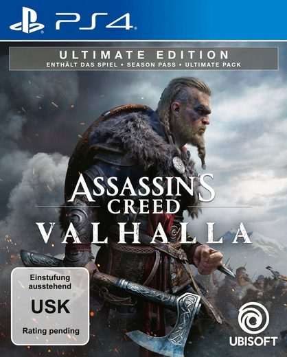 Assassin's Creed Valhalla - Ultimate Edition PlayStation 4