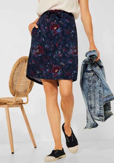 Cecil Sommerrock »Style Chelsea« mit sommerlichem Blumendruck