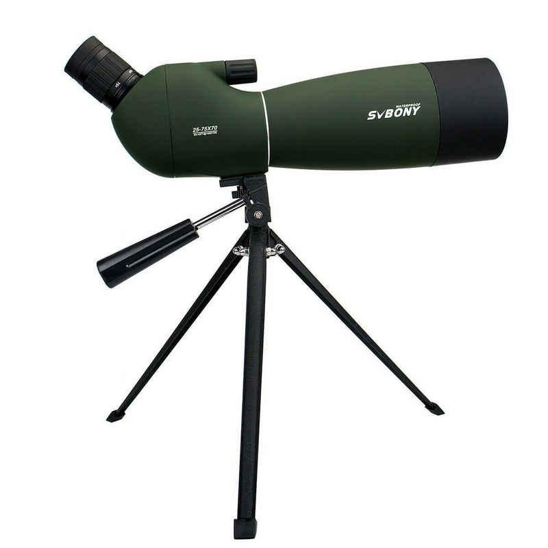 SVBONY »SV28 25-75x70mm BAK4 Spektive« Fernglas