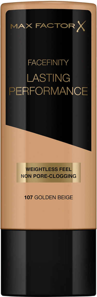 MAX FACTOR Foundation »Facefinity Lasting Performance«