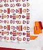 Ridder Duschvorhang »Lovely« Breite 180 cm, ca. 180 x 200 cm, Bild 2