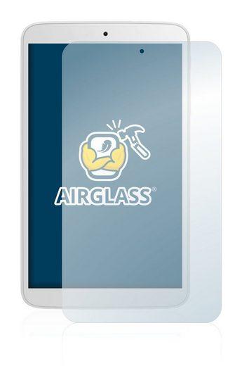 BROTECT Schutzfolie »Panzerglasfolie für Alcatel One Touch Pop 8S«, Schutzglas Glasfolie klar