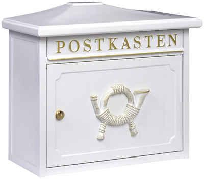 Burg Wächter Briefkasten »Sylt 1883 W«, aus Stahlblech