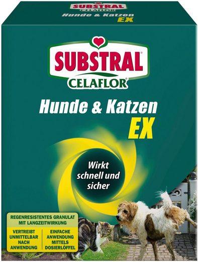 Scotts Substral Tierfernhaltemittel »Celaflor Hunde & Katzen EX«, Granulat, 200 g