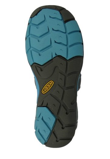 Keen »1008772 CLEARWATER CNX Gargoyle Norse Blue« Sandale