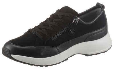 Caprice Sneaker mit gepolsterter Lederinnensohle