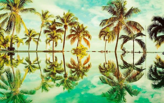 KOMAR Vliestapete »Pure Key West«