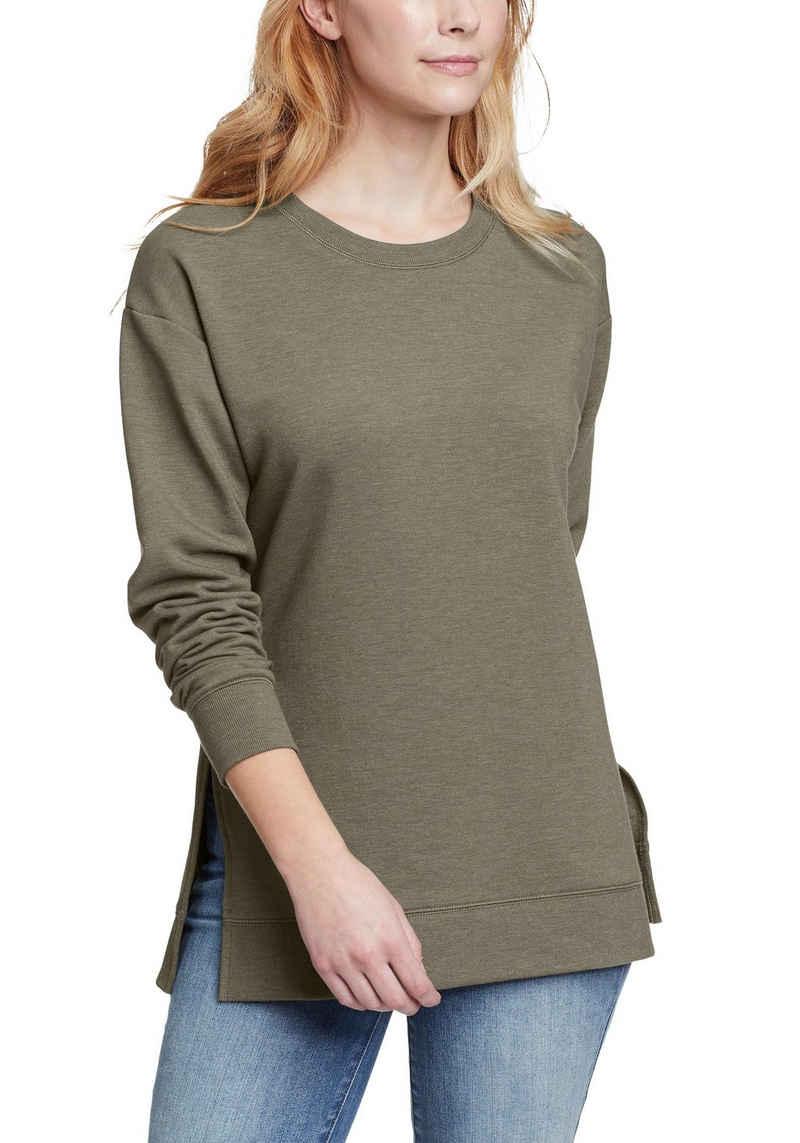 Eddie Bauer Sweatshirt Motion Cozy Sweatshirt-Tunika