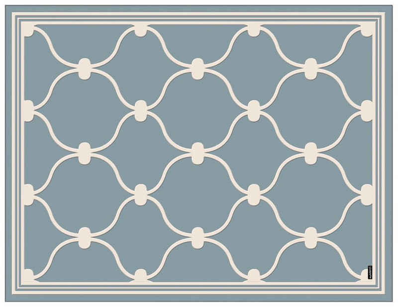 Vinylteppich »Buddy Taj«, MySpotti, rechteckig, Höhe 0,03 mm, statisch haftend