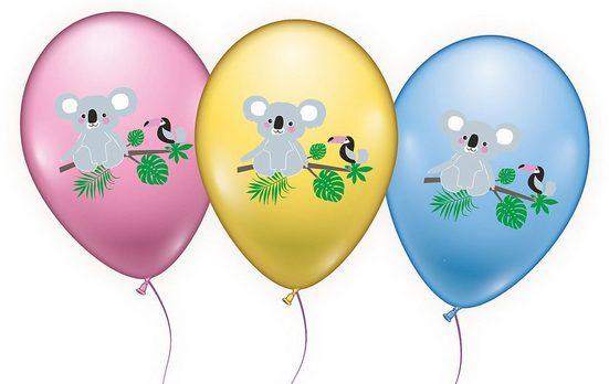 Karaloon Luftballon »18 Ballons Glückskäfer«