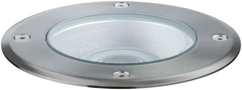 Paulmann LED Einbauleuchte »Outdoor Plug & Shine Boden EBL«, IP67 3000K 24Vschwenkbar