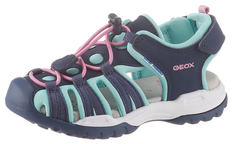 Geox Kids »Borealis Girl« Sandale mit praktischem Schnellverschluss online kaufen | OTTO
