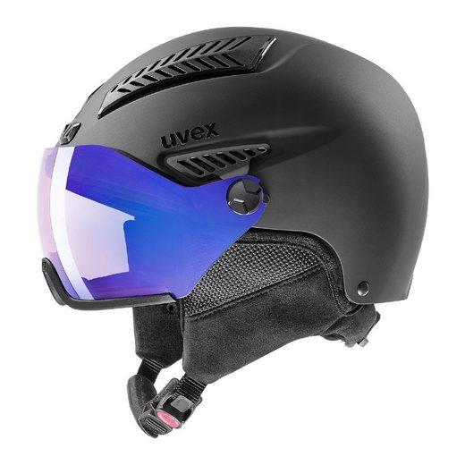 Uvex Skihelm »hlmt 600 visor V«