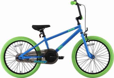 Bikestar BMX-Rad, 1 Gang