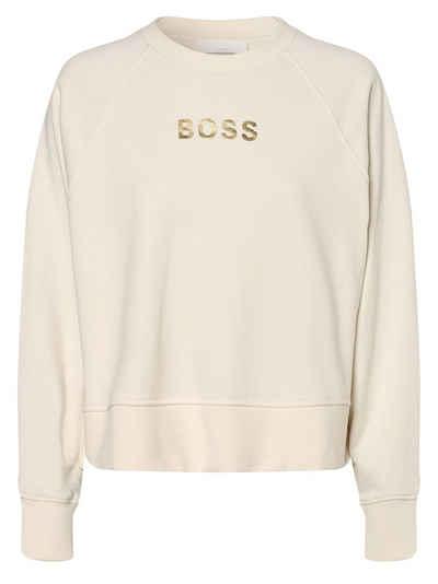 Boss Sweatshirt »C_Elia_Gold«