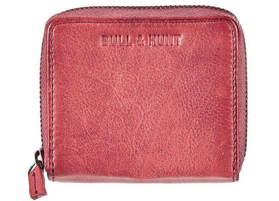 Bull & Hunt Mini Geldbörse »mini zip wallet«