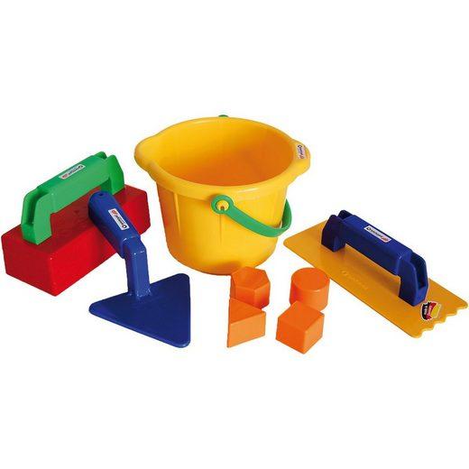 Spielstabil Sandform »Baumeisterset, 8-tlg.«