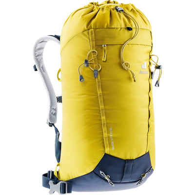 deuter Kletterrucksack »Guide Lite 22 SL«, Brustgurt,Kontaktrücken,Trinksystemvorbereitung,abnehmbarer Hüftgurt