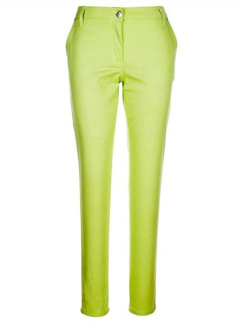 Hosen - Amy Vermont Chinohose in angesagten Farben › grün  - Onlineshop OTTO