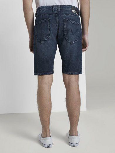 TOM TAILOR Denim Jeansbermudas »Bermuda Jeansshorts«