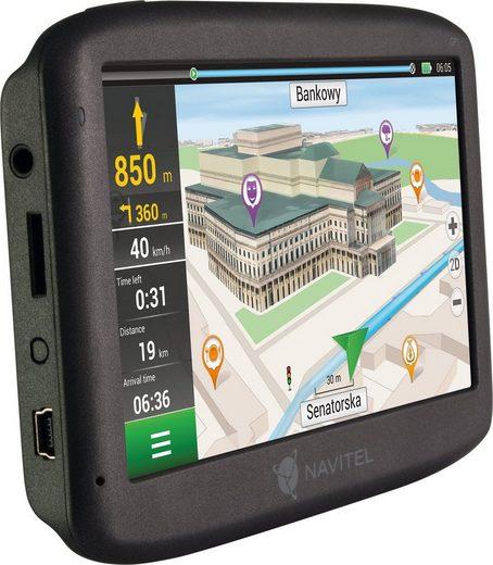 NAVITEL Navigationsgerät »MS400«