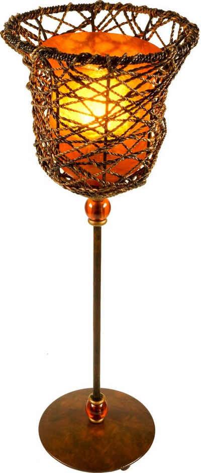 Guru-Shop Tischleuchte »Tischleuchte Kokopelli - Margarita Table Lamp..«